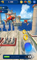 Sonic Dash APK screenshot thumbnail 10