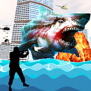 Hungry Shark City Attack : Shark Games Mod & Hack For Android