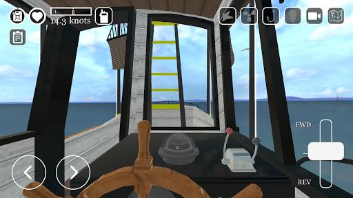 iCrabbing- Fishing Simulator captures d'u00e9cran 1