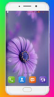 Download Purple Flower Wallpaper For PC Windows and Mac apk screenshot 3