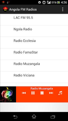玩免費娛樂APP 下載Angola FM Radios app不用錢 硬是要APP