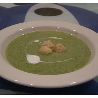 Broccoli Vegetable Soup