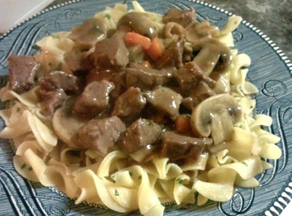 Country French Beef Stew Recipe