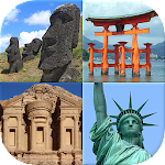 World's Famous Monuments Quiz Icon