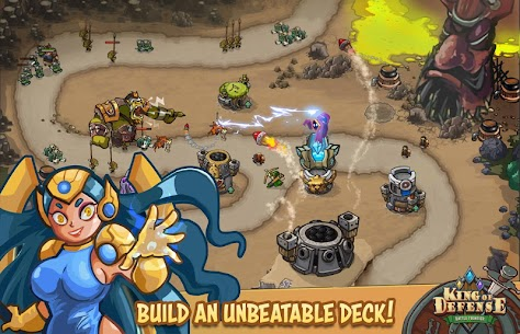 King Of Defense MOD (Unlimited Diamonds/Coins)[Latest] 2