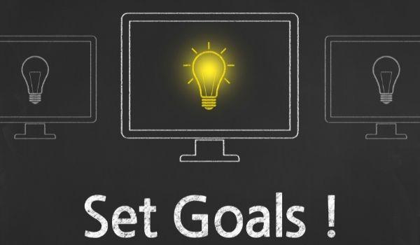 Set Goal For Email Marketing