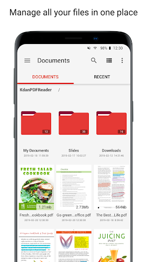 PDF Reader - Sign, Scan, Edit & Share PDF Document 3.24.6 Apk for Android 3