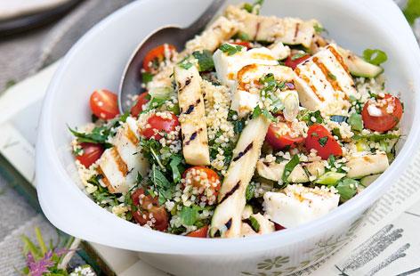 quinoa bulgur recept