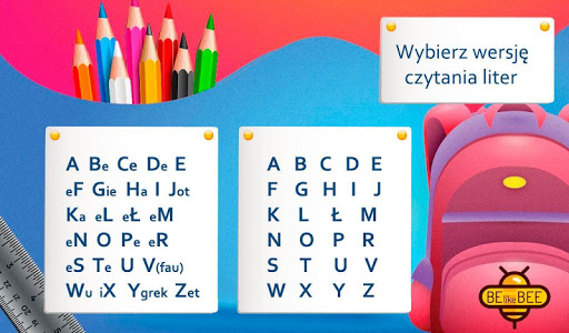 Mądre Literki LITE - Nauka pisania liter alfabetu screenshot 8