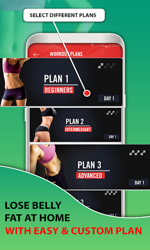 15 Days Belly Fat Workout App 3.2 app download 1