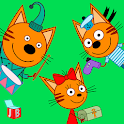 Kid-E-Cats: All Fun Adventures and Games for Kids icon