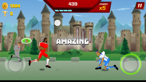 Supa Strikas Dash - Dribbler Runner Game 1.49 screenshots 18