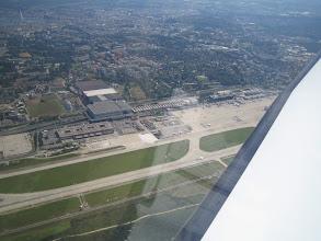 Photo: A view of the Geneva International Airport http://www.swiss-flight.net