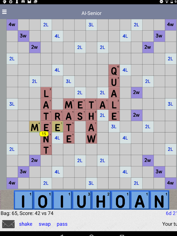 Word Time - Multiplayer- screenshot