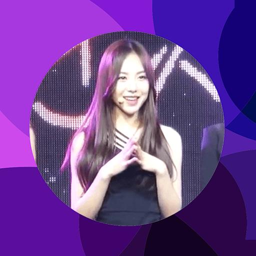 娱乐のAOA Mina ライブ•壁紙 3 LOGO-記事Game