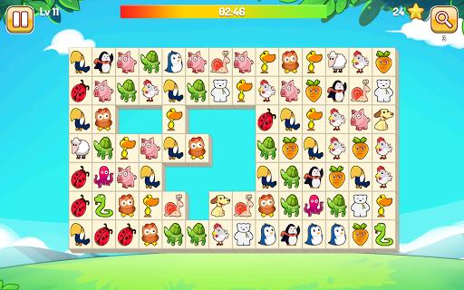 Kawaii Onet - Free Connect Animals 2020 apktram screenshots 11
