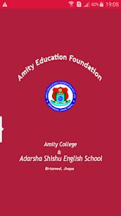 Amity Education Foundation - náhled
