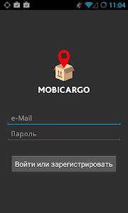 mobicargo - грузоперевозки screenshot 0