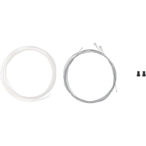 Jagwire Elite Sealed Brake Maintenance Kit Campagnolo Includes 850mm Cables, Liners, Seals