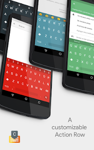 Chrooma Keyboard - Emoji Screenshot