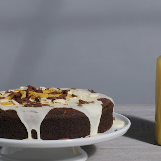 Simply Orange® Chocolate Cake