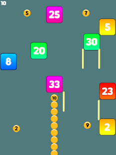 Number Snake - Snake , Block , Puzzle Game Screenshot