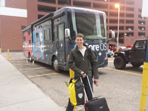 Photo: We made it to Denver!