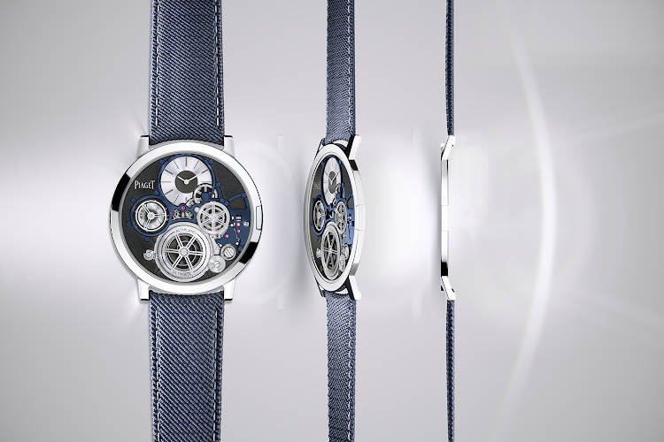 Piaget Altilpano Ultimate Concept.