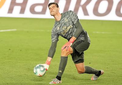 "Thibaut Courtois over blessure Eden Hazard: ""Dit is een kleine terugslag'"