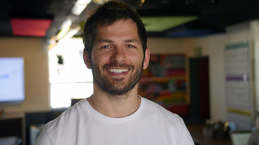 OfferZen co-founder Philip Joubert.