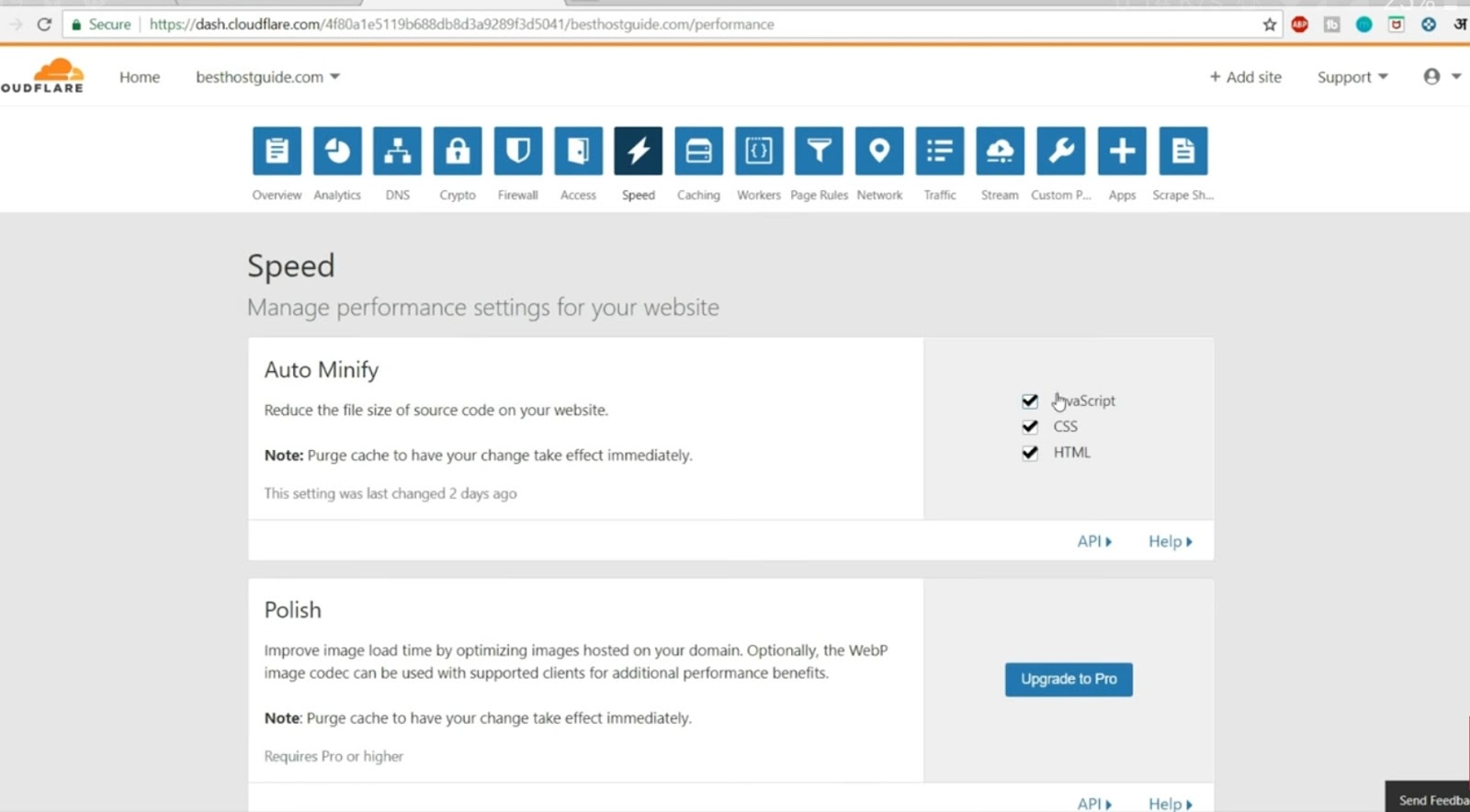 Enhance your speed & security with Cloudflare for Free - NerdHub