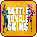 BATTLE ROYALE SKINS APK