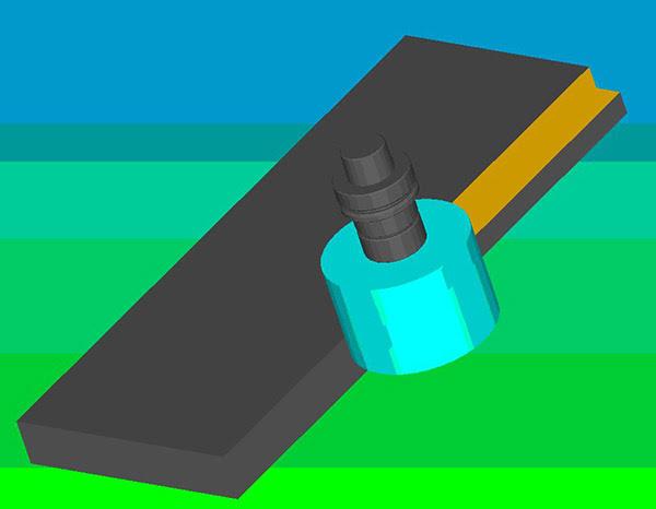 Улучшенный функционал визуализации и симуляции обработки детали