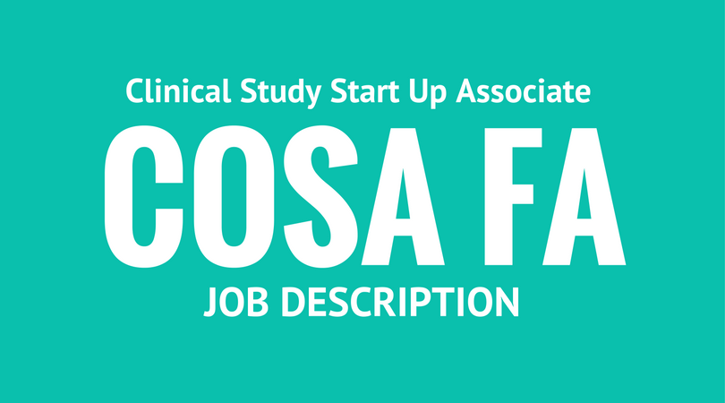 La job Description del CSSUA