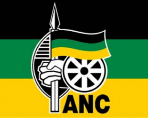 ANC logo. File