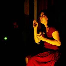 Photo: Słońce i Sól // fuzja Polska/Andaluzja; Katarzyna Jackowska, Jesús Sallabera, Sopot, Instytut Spraw Wszelakich, 12.10.2014; fot. O. Smulska