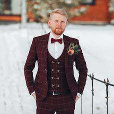 Wedding photographer Kseniya Levant (silverlev). Photo of 29.11.2018