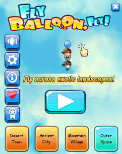 Fly Balloon Fly 1.9.1 APK