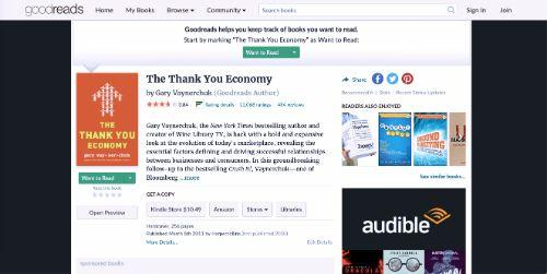 The Thank You Economy (Gary Vaynerchuk)