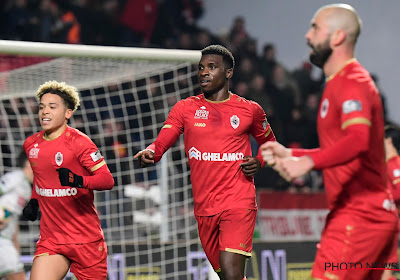 Futur transfert sortant record pour l'Antwerp?