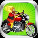 Motu Bike Race Game 🏍: Traffic Racer icon