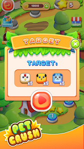 Pet Crush v1.0.0 (Unlimited Coins)