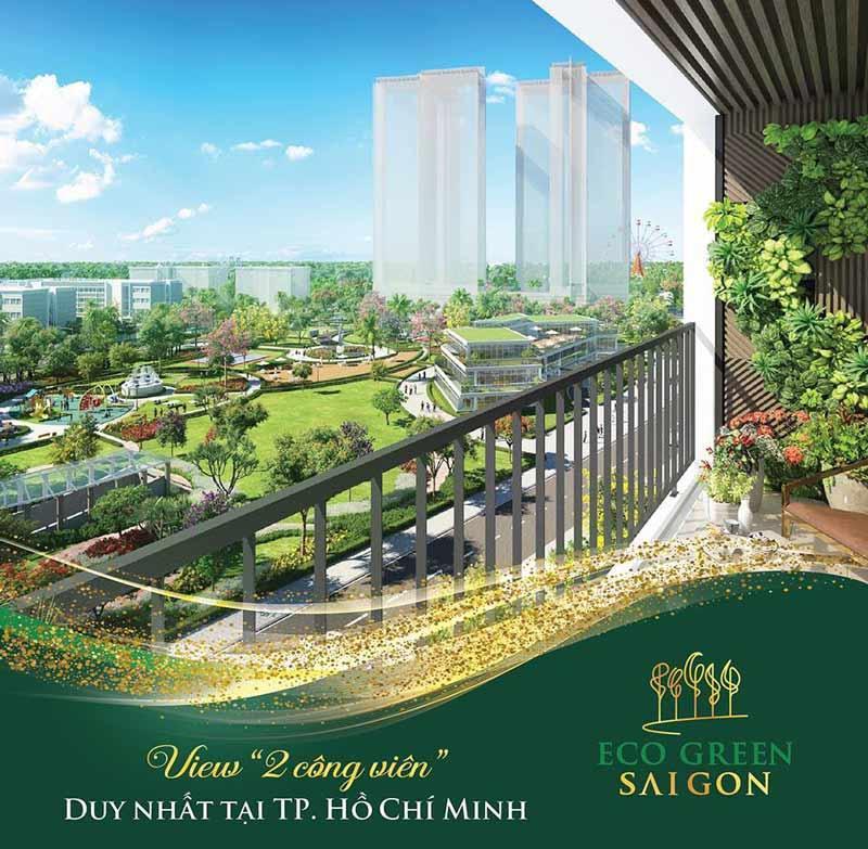 Căn hộ Eco Green Saigon có ưu đãi gì khi mua nhà?