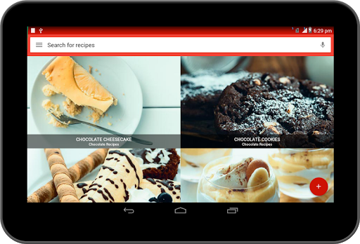 Chocolate Recipes 25.7.5 screenshots 15