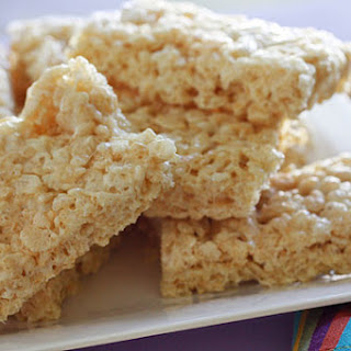 Low Fat Rice Krispy Treats