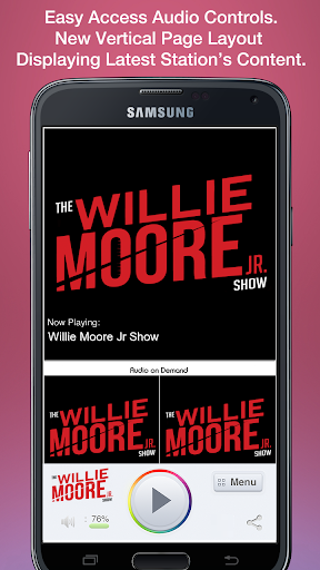 Willie Moore Jr Show