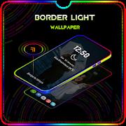 Border Light Live Wallpaper- Notch- LED Color Edge