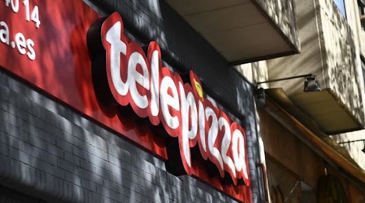 Telepizza cierra sus establecimientos y solo realizará entregas sin contacto