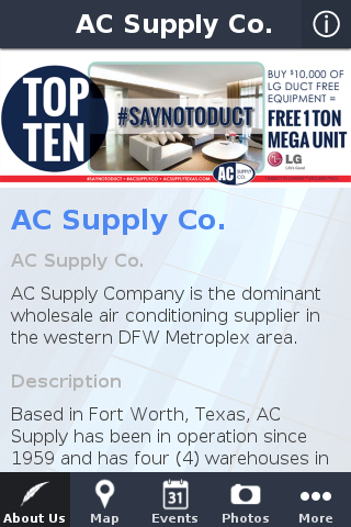 AC Supply Co.