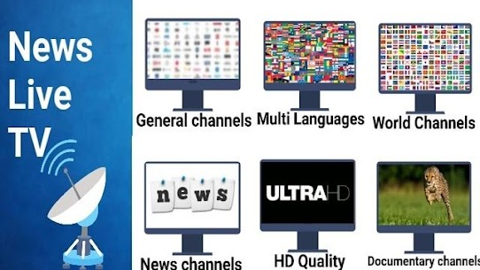 Download Hd TV APK Latest Version Free For Android – Updated 2020 4